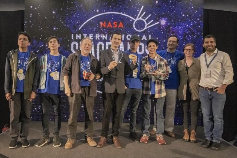Nasa International Space Apps Challenge 2019