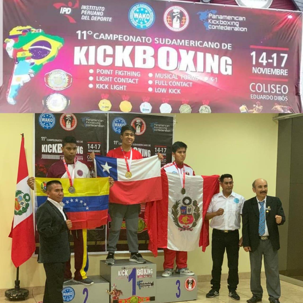 Campeonato Sudamericano de Kickboxing